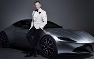 Unique Aston Martin James bond to be auctioned