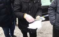 In Khmelnytsky got on a bribe the head of the colony
