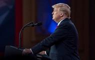 Трамп пошутил на счет своей лысины
