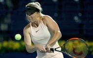 Свитолина второй год кряду вышла в финал турнира в Дубае