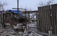 Attacks were left without electricity in the settlement in the Donbass