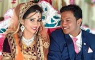 In India the couple was blown up by a bomb
