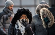 Ukrainians warned of the increased frost