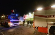 A fire in night club of Italy: 69 victims