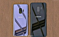 Samsung presents Galaxy S9: online