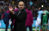 Guardiola is no longer wearing a yellow ribbon, despite accusations from the FA