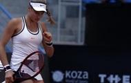 Украинка Ястремская выиграла квалификацию в Акапулько