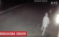 Появилось видео подрыва офиса Союза венгров