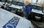 ОБСЕ назвала число нарушений режима тишины на Донбассе за неделю
