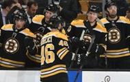НХЛ: Бостон и Питтсбург забросили 12 шайб на двоих, Филадельфия проиграла Каролине