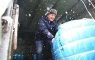 Латвия направила четыре грузовика гуманитарки на Донбасс