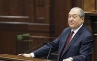 Парламент Армении избрал нового президента