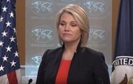 Представитель Госдепа США отказалась говорить с журналисткой из России