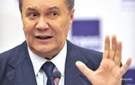 Янукович о Манафорте: Денег не платил, личных контактов не было