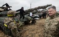 Порошенко подписал секретный указ о Силах спецопераций ВСУ