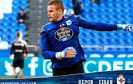 Коваль пропустил гол и получил красную карточку в дебютном матче за Депортиво
