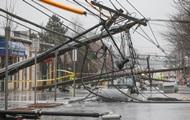 Из-за шторма в США погибли пять человек