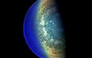 NASA showed impressive pictures of Jupiter