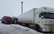 Движение фур на границе с РФ возобновили