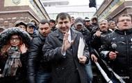 Саакашвили призвал грузинских однопартийцев вернуть власть в Грузии