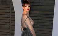 Певица пришла на вечеринку Оскара в