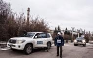 Патруль ОБСЕ попал под прицел на Донбассе