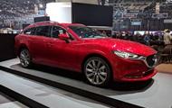 В Женеве дебютировал новый универсал Mazda 6