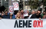 В Греции из-за забастовки остановились поезда