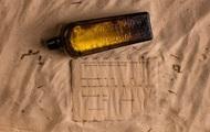 В Австралии нашли старейшее письмо в бутылке