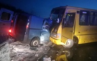 Под Кременчугом автобус попал в ДТП, есть жертвы