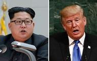 Трамп принял предложение Ким чен Ына провести встречу