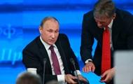 Путин признал, что его пресс-секретарь иногда несет