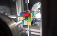 Робот собрал кубик Рубика с новым рекордом