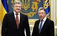 Волкер: Украина до сих пор не готова к НАТО