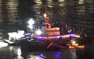 В Нью-Йорке вертолет упал в реку