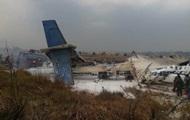 В столице Непала разбился пассажирский самолет