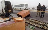 При описи оружия Рубана загорелся снаряд – СМИ
