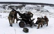 Штаб: Пять обстрелов за сутки, ранены двое военных
