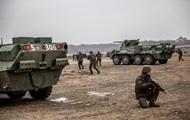 Пожар на николаевском полигоне: есть жертвы