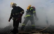 На пожежах в Україні за тиждень загинули 43 людини