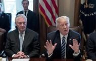 Трамп назвал причину отставки Тиллерсона