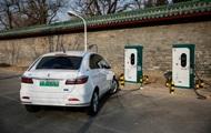 Україна падає в рейтингу країн із розвитку ринку електрокарів