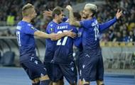 Динамо уступило Лацио и вылетело из Лиги Европы