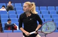 Костюк обыграла вторую сеяную и вышла в полуфинал турнира в Шэньчжэне