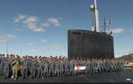 In the United States on arms adopted a new nuclear submarine