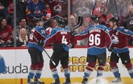 NHL: Colorado defeated Detroit, Chicago lost to St. Louis