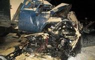В ДТП под Киевом погибли четыре человека