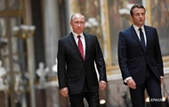Macron discussed with Putin the situation in Ukraine