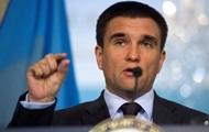 Климкин заявил, что не призывал ввести санкции против Шредера