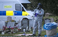 Police arrested the car of the friend Sergei Skripal